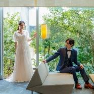 MIRAIE Wedding(ミライエ ウエディング):60分で充実クイック相談会~会場案内・ドレス見学~