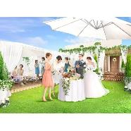 PRIMA VEIL (プリマヴェール):【みんなでワイワイ】挙式×貸切ガーデンパーティー
