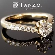 TANZO.の婚約指輪&結婚指輪