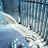 コンラッド大阪:【平日限定】地上200mからの眺望×天空のチャペル見学