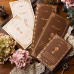 結婚式招待状:ブライダル専門店ポケット