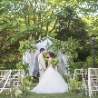 YUTORELO(ユトリロ)軽井沢ホテル アンジェロ教会:【まだ間に合う♪秋の軽井沢】ガーデンでオリジナルWが叶う