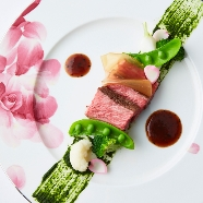 琵琶湖マリオットホテル:【料理でおもてなしをしたい方オススメ】週末限定コース試食付き