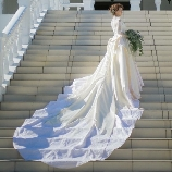 Atelier Felice:【長袖レースの上品なウェディングドレス】憧れのプリンセスになれる王道ドレス!