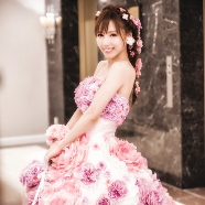 ドレス:Atelier Felice