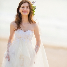 A Lilialeのドレス情報