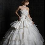 ウエディングドレス:S.Sonia