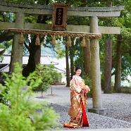 つま恋リゾート 彩の郷(さいのさと):【つま恋の和婚】家族の絆を結ぶ神社婚相談会