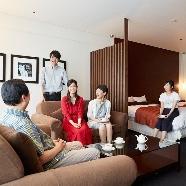 つま恋リゾート 彩の郷(さいのさと):【少人数限定!】リゾートで感謝を伝える家族婚フェア