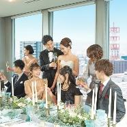 ANAクラウンプラザホテル札幌:【ギフト券5000円】ホテル最上階で叶う少人数W相談会
