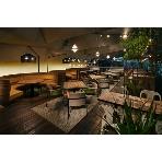 cafe & dining blue terminal: