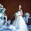 東京會舘:【パーソナルカラー診断も出来る!】結婚準備スタートフェア