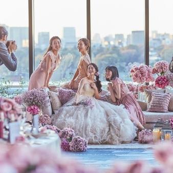 東京會舘:【初めてのご来舘にお勧め!】 結婚準備スタートフェア