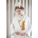 和装、白無垢、色打掛、黒引:Dress Salon CHERIE
