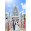 古宇利島 空と海の教会:【梅田サロン】 沖縄ウェディングフェア