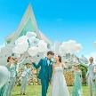古宇利島 空と海の教会:【オンライン】初心者向け!リゾ婚&旅行個別相談会