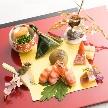平安神宮会館:◆平日限定◆シェフと相談可能!新メニュー試食おもてなしフェア