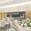 THE THOUSAND KYOTO(ザ・サウザンド キョウト):[NEW OPEN]ライブキッチン付会場×ガーデン付チャペル体験