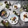 THE THOUSAND KYOTO(ザ・サウザンド キョウト):[1周年記念特典付]ライブキッチン会場×ガーデン付チャペル体験
