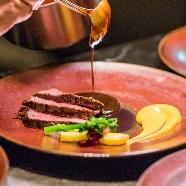 TABLE 9 TOKYO:◇OPEN記念フェア◇厳選国産牛×オマール 【無料試食付】