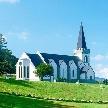 イルムの丘 セント・マーガレット教会:ゼクシィフェスタ-海外&国内リゾートウエディング-