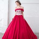 カラードレス、パーティドレス:DESTINA●A.I.PLAN BRIDAL