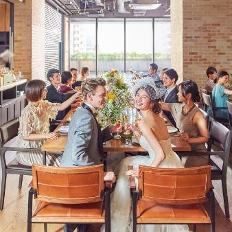 CEDAR THE CHOP HOUSE&BAR(セダー ザ チョップハウスアンドバー):【リゾート挙式後パーティに】フォトジェニックWD相談会/試食付