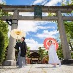 ロケーション撮影、前撮:PHOTO MARIAGE