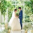 フェリヴェールのフォトウェディングは、結婚式同様の【衣装・チャペル・ガーデン】をご用意し「一生に一度の瞬間」をより華やかに記録に残すことができ、何年経っても色褪せることのない時間をご提案致します