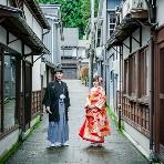 ロケーション撮影、前撮:filer wedding by studio be
