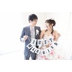 スタジオ撮影、前撮:filer wedding by studio be