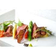 THE HILLS HOUSE TSUYAMA(ザ・ヒルズハウスツヤマ):【平日限定!料理重視お二人へ】厳選和牛付フルコース試食付見学