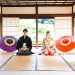 スタジオ撮影、前撮:WEDDING BOX MITSUWA