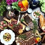 grill&bar ONE on ONE:お肉料理を贅沢に☆