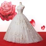 ウエディングドレス:Marsha K(マーシャ ケイ)