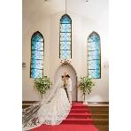 スナップ撮影、ビデオ撮影:白水台聖アンナ教会
