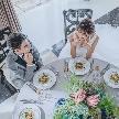 THE SEASONS LANDMARK NAGOYA SHIRAKABE(ザ シーズンズランドマーク名古屋 白壁):2組限定【月2限定】レストラン券×オリジナル婚礼コース試食堪能