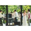 VICTORIA GROVE(ヴィクトリア グローブ):【北陸初☆1日貸切】2部式で楽しむ森の新感覚Wedding