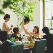 VICTORIA GROVE(ヴィクトリア グローブ):【挙式&少人数Wが叶う】オープンキッチン付☆貸切家族会食
