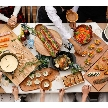 【2019年誕生した新しいレストランウェディング】自然に囲まれた空間で、ゲストと自然体で楽しめる新感覚Weddingが登場!このフェアでGROVEだけのシェアスタイルの料理試食や新会場見学が叶う!