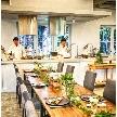 VICTORIA GROVE(ヴィクトリア グローブ):【少人数W必見!】豪華10大特典&絶品料理試食付体感