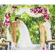 VICTORIA GROVE(ヴィクトリア グローブ):【3月限定】挙式料無料/花嫁さま応援キャンペーン×美食体験