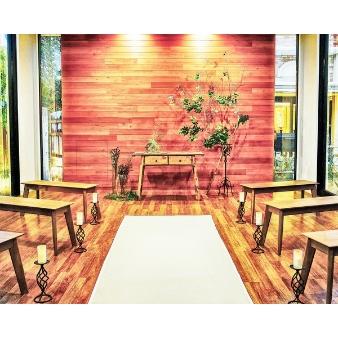 VICTORIA GROVE(ヴィクトリア グローブ):【日曜AM必見】小さな森の人前式☆豪華試食×新会場体験