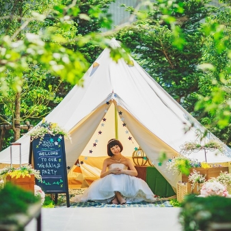 VICTORIA GROVE(ヴィクトリア グローブ):先着5組☆花嫁応援キャンペーン/挙式料20万円特典×婚礼試食