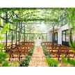 旧石丸邸 ガーデンテラス広尾 (Garden Terrace HIROO residence ISHIMARU):【木漏れ日感じるアクアリウムチャペル】貸切体感フェア