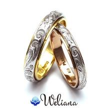 Weliana (ウェリアナ)の婚約指輪&結婚指輪