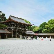 キンプトン新宿東京:【期間限定】明治神宮挙式とのコラボ◆和婚フェア◆和×洋の美を