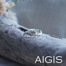 AIGIS(アイギス)_【デザイナーと作るオーダーメイド】長年愛せるプラチナデザインの結婚指輪