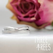 THREE TREES(スリーツリーズ)_お洒落な空間で作る結婚指輪と一生の想い出 THREE TREES 手作り結婚指輪