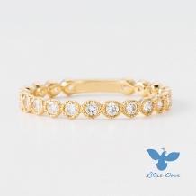Blue Doveの婚約指輪&結婚指輪